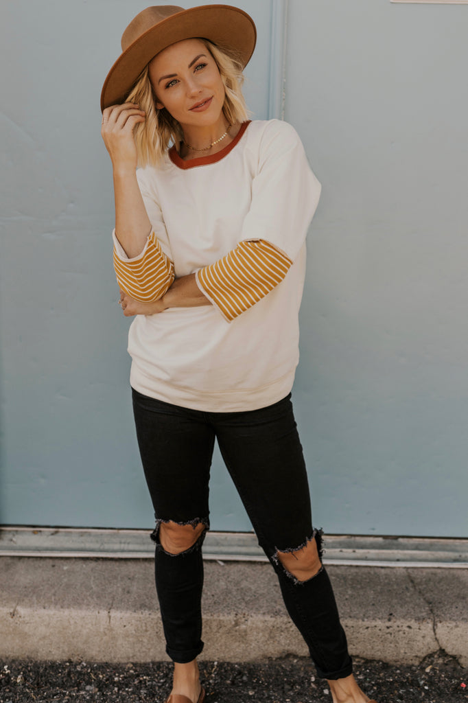 Autumn Sweater | ROOLEE