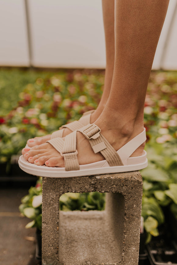 Adjustable Strap Sandals | ROOLEE