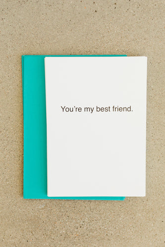 Cute best friend cards simple | ROOLEE