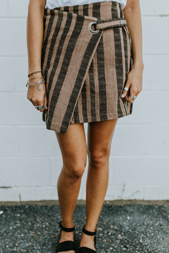 Free People It's A Wrap Skirt | ROOLEE