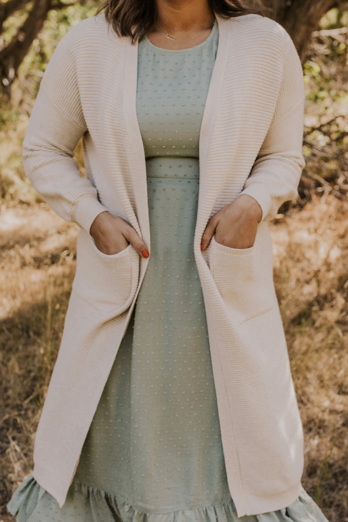 Knitted Cardigan | ROOLEE