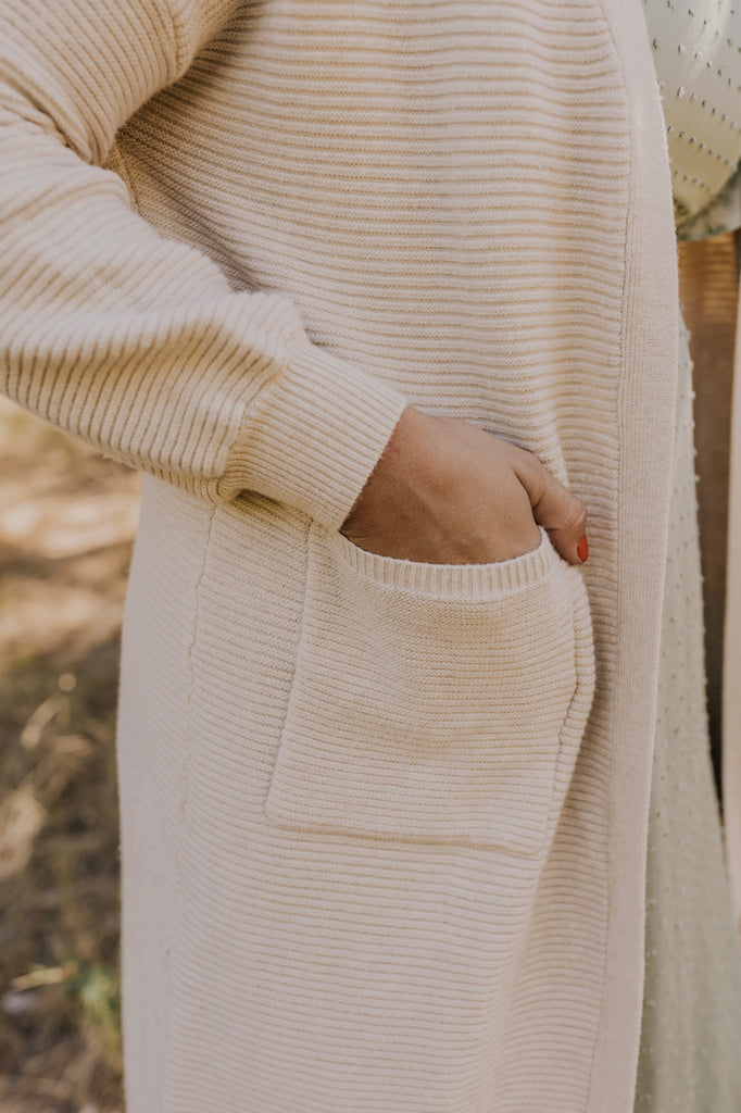 Cardigan with Pockets | ROOLEE