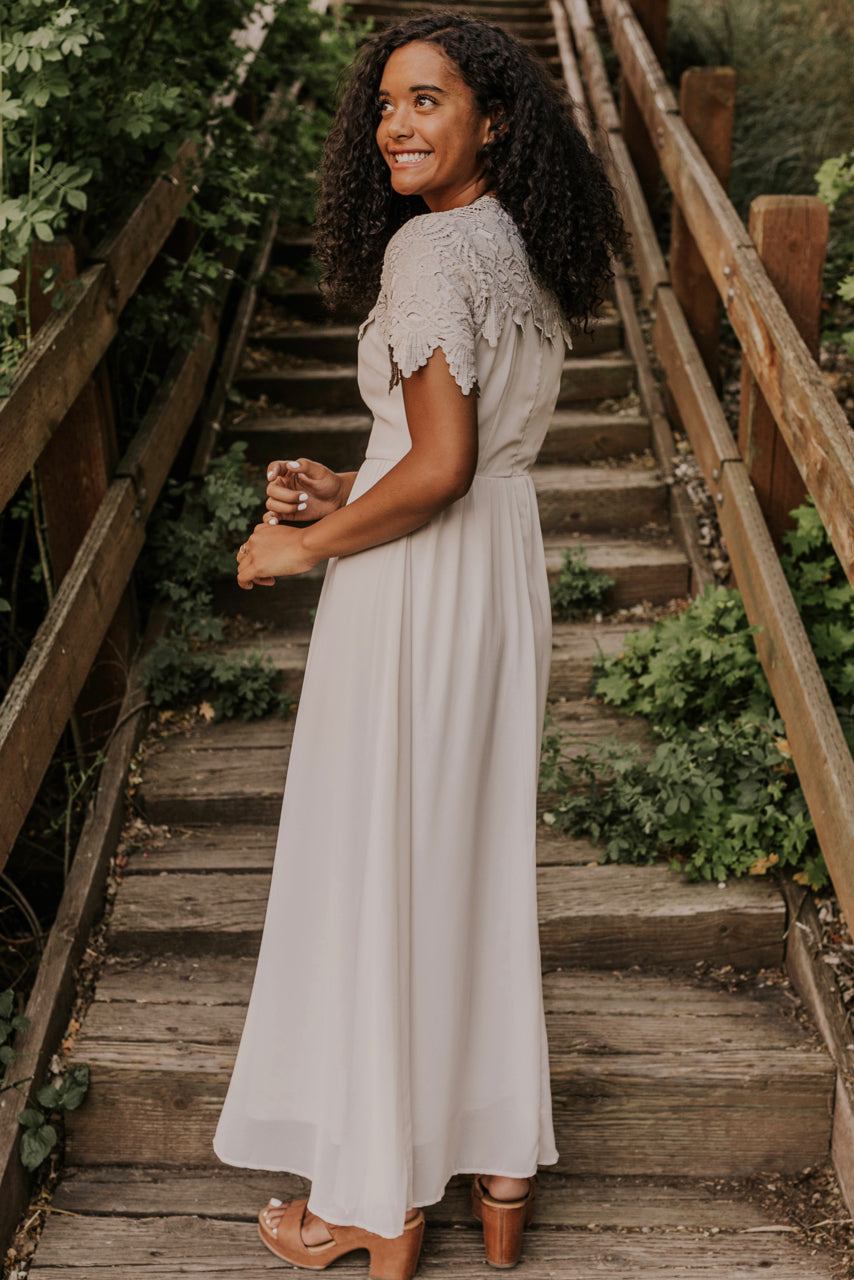 Maxi Bridesmaid Dress | ROOLEE