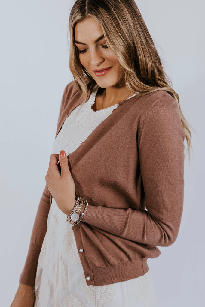 The Claire Cardigan | ROOLEE