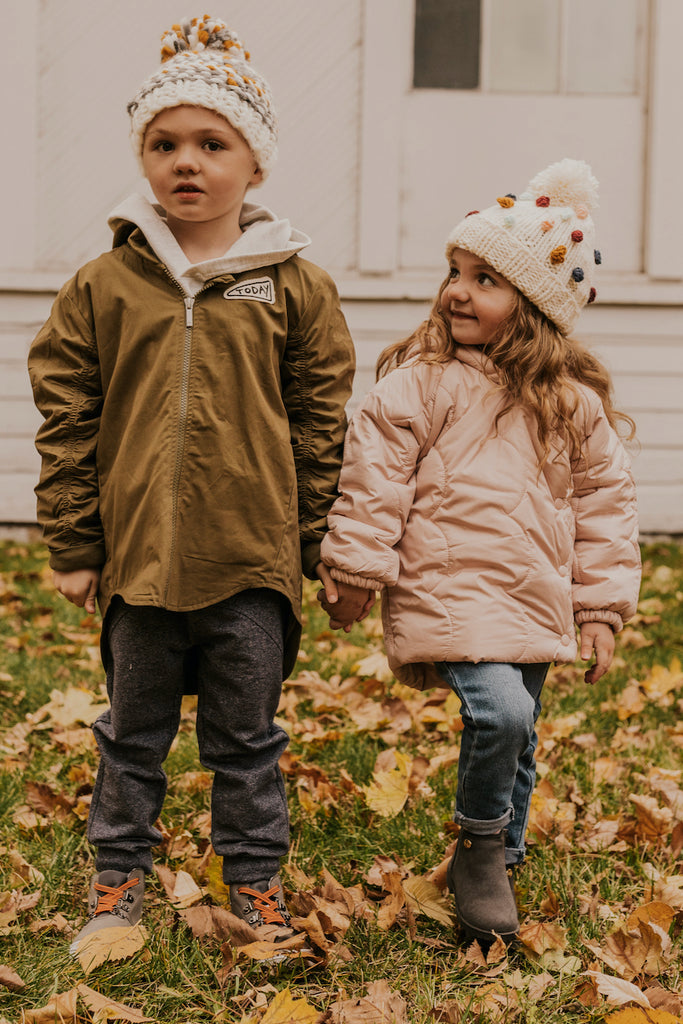 Kids Outerwear | ROOLEE