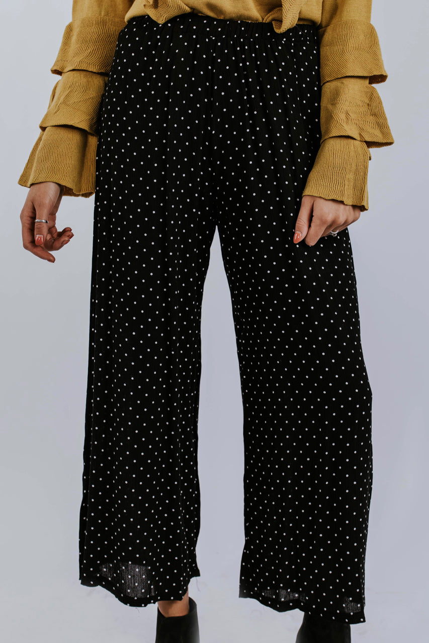 Adore You Polka Dot Pant | ROOLEE