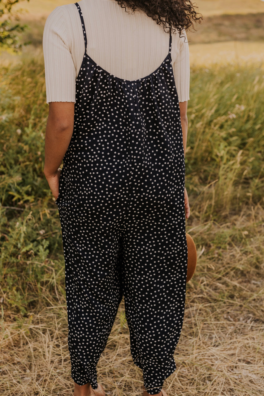 Nash Dot Jumpsuit