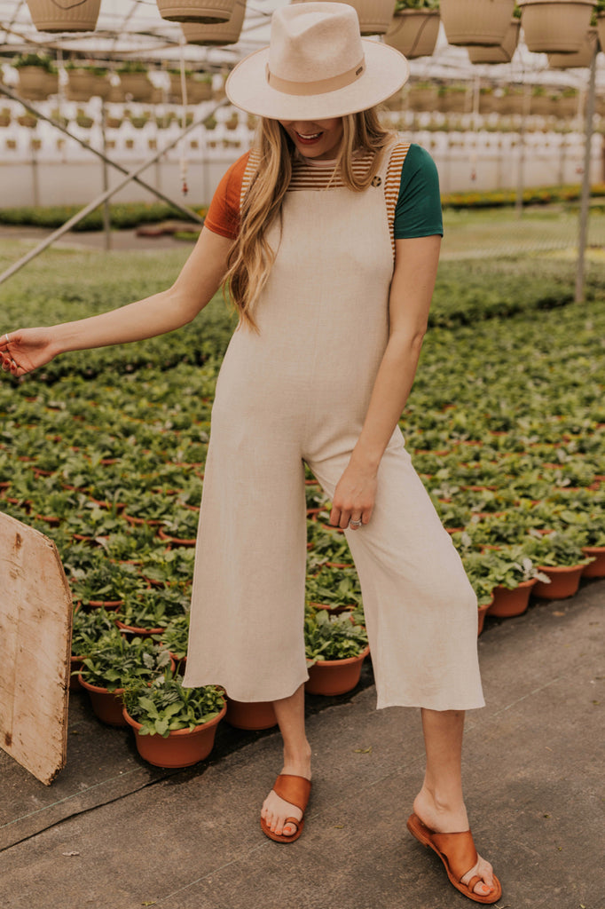 Summer Overall Outfit for Women | ROOLEE