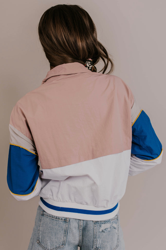 Multi Color Jacket | ROOLEE