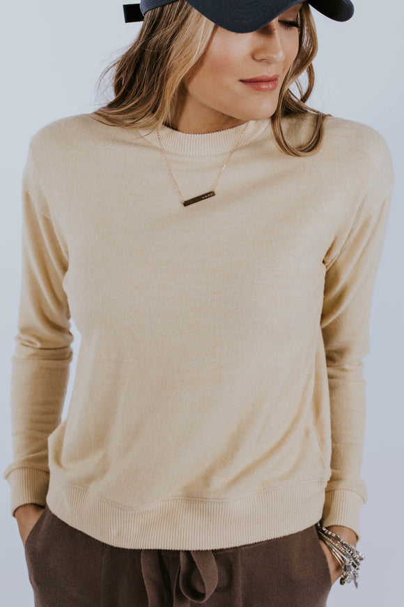 Baird Knit Pullover | ROOLEE