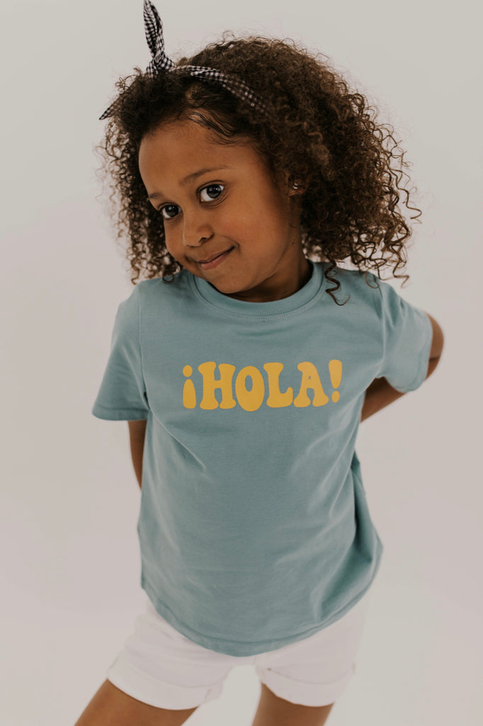 Hola Graphic Tee | ROOLEE