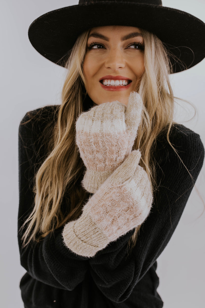 Cute Knit Glove Outfits | ROOLEE Accessories