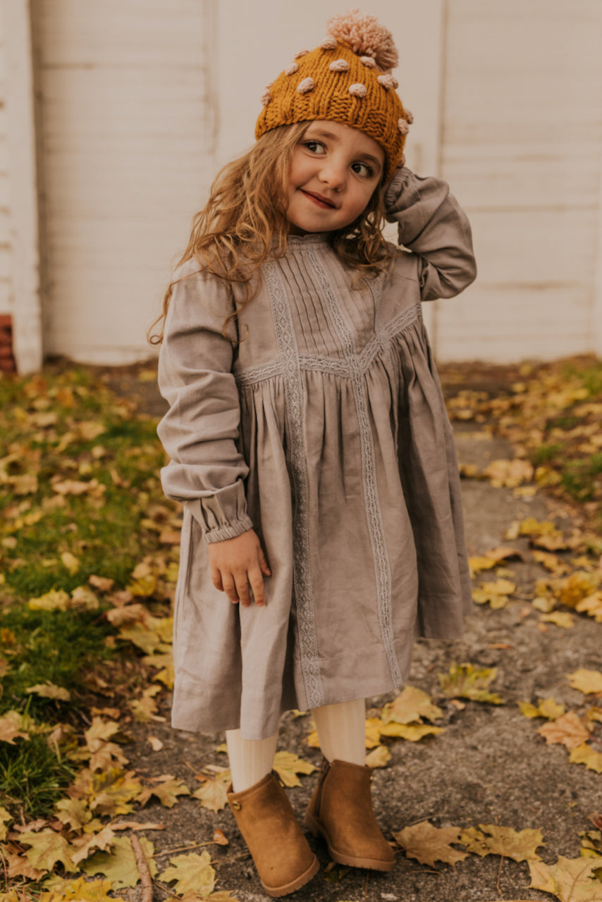 Girls Boho Dress | ROOLEE