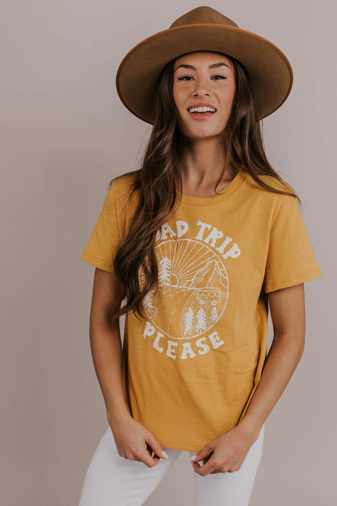 Road Trip Graphic Tee | ROOLEE