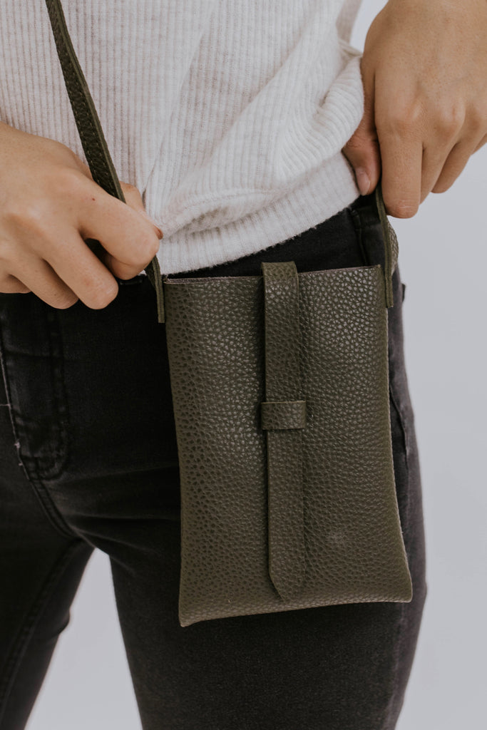 Rockwell Mini Crossbody | ROOLEE Purses