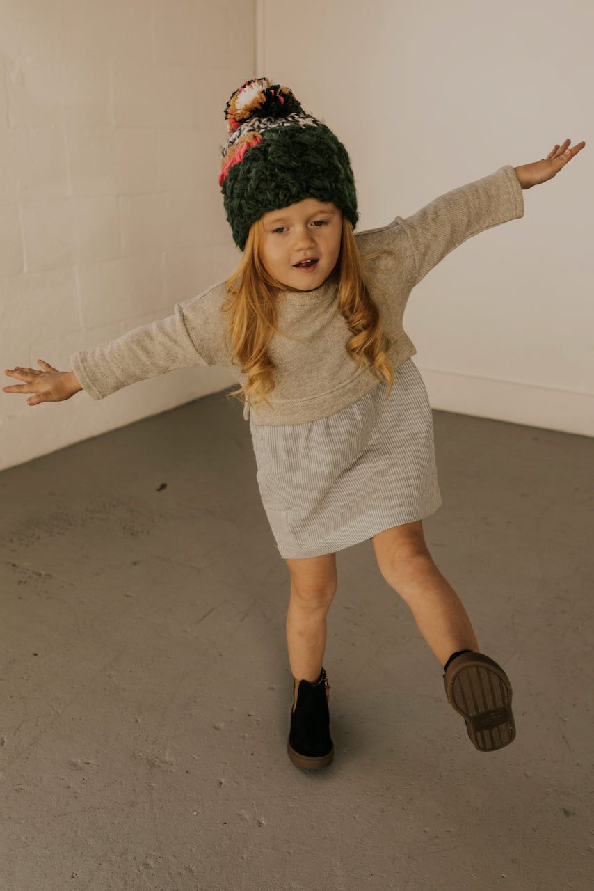 Cute Winter Dress For Girls | ROOLEE
