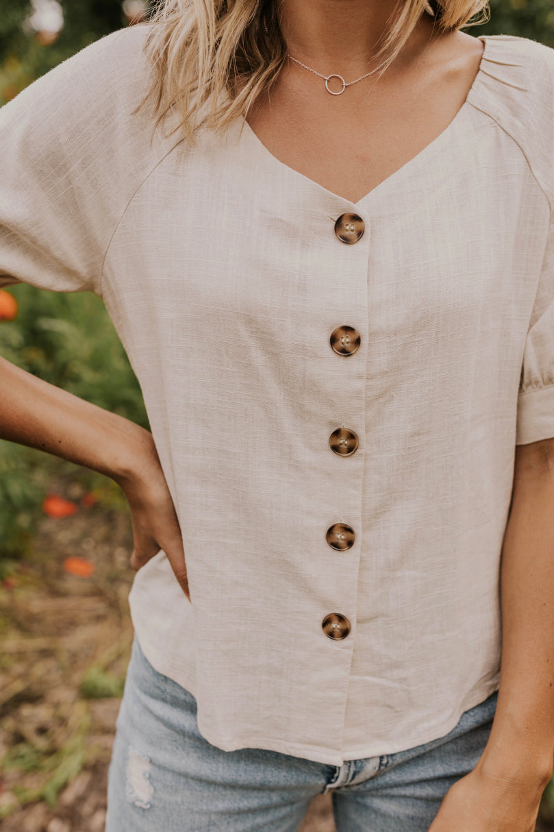 Modest Button up Shirts | ROOLEE