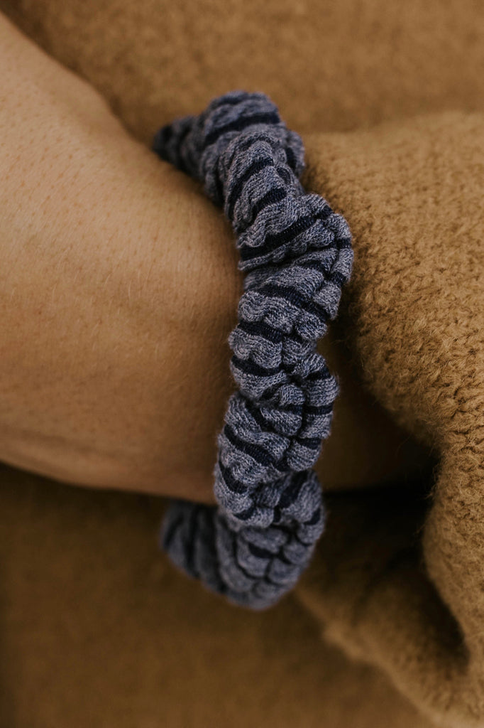 Knit Scrunchy Ideas | ROOLEE Accessories