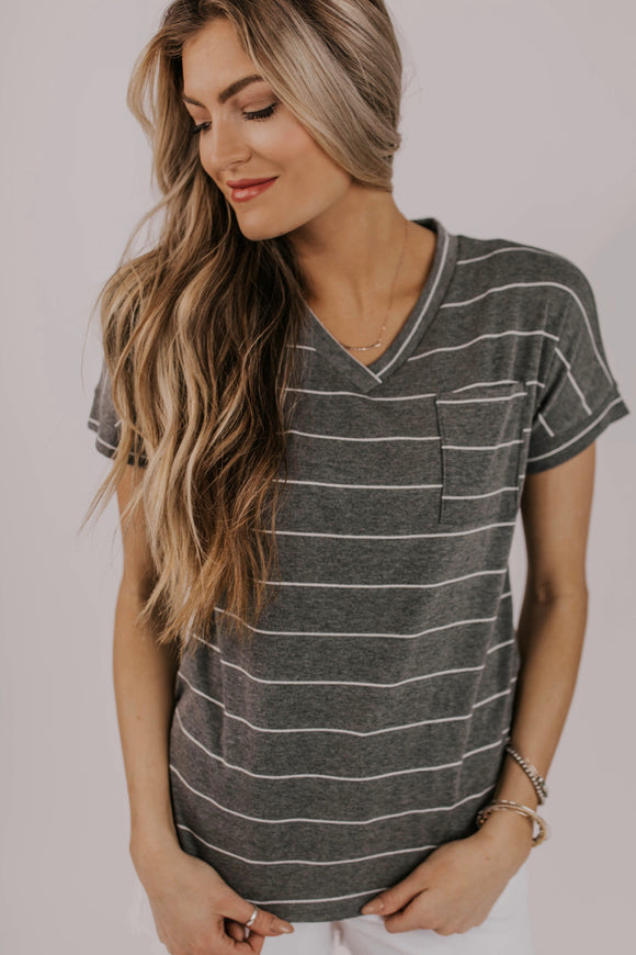 Boone Pocket Tee