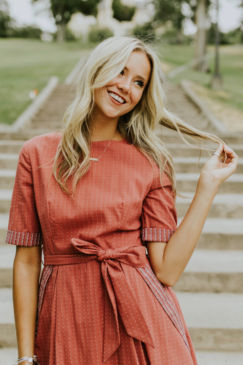 Tie Dress Outfits | ROOLEE