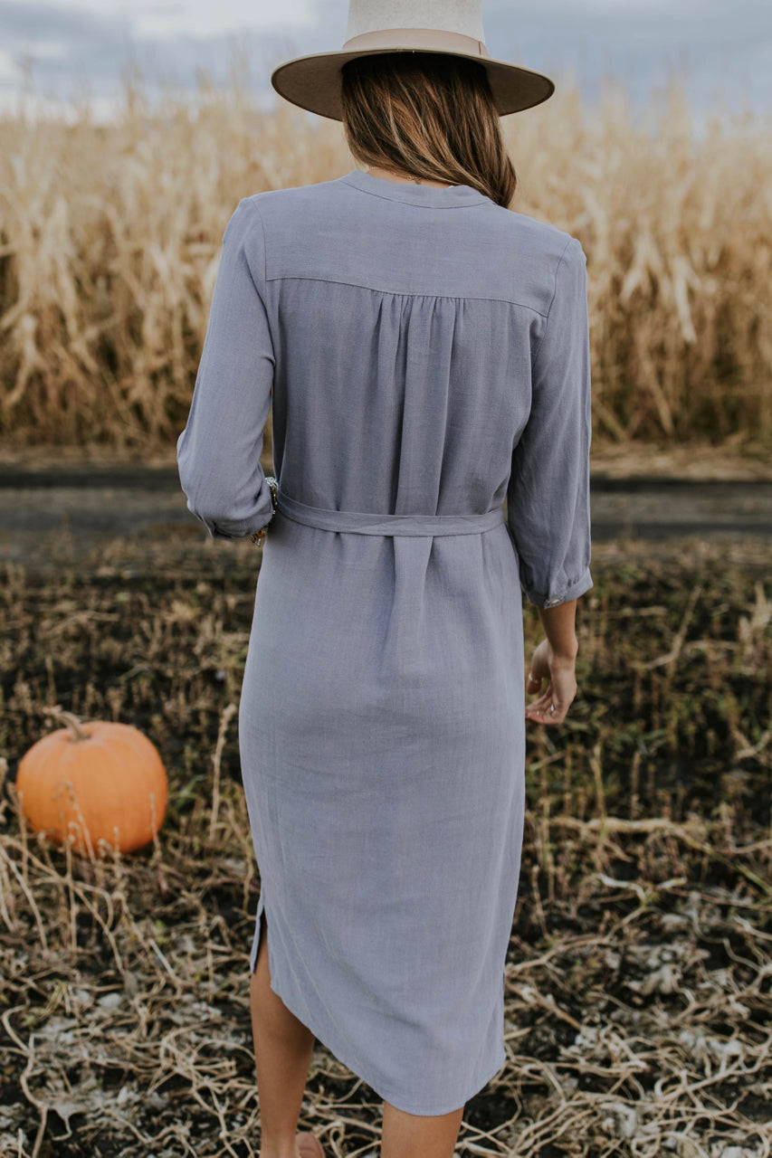 Daydreamer Button Dress | ROOLEE