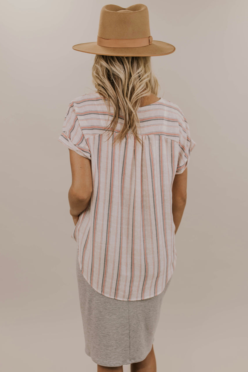 Striped Shirt | ROOLEE
