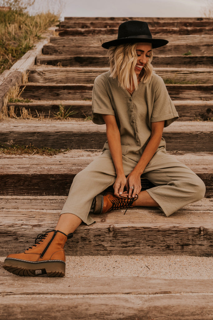 Simple Jumpsuit | ROOLEE