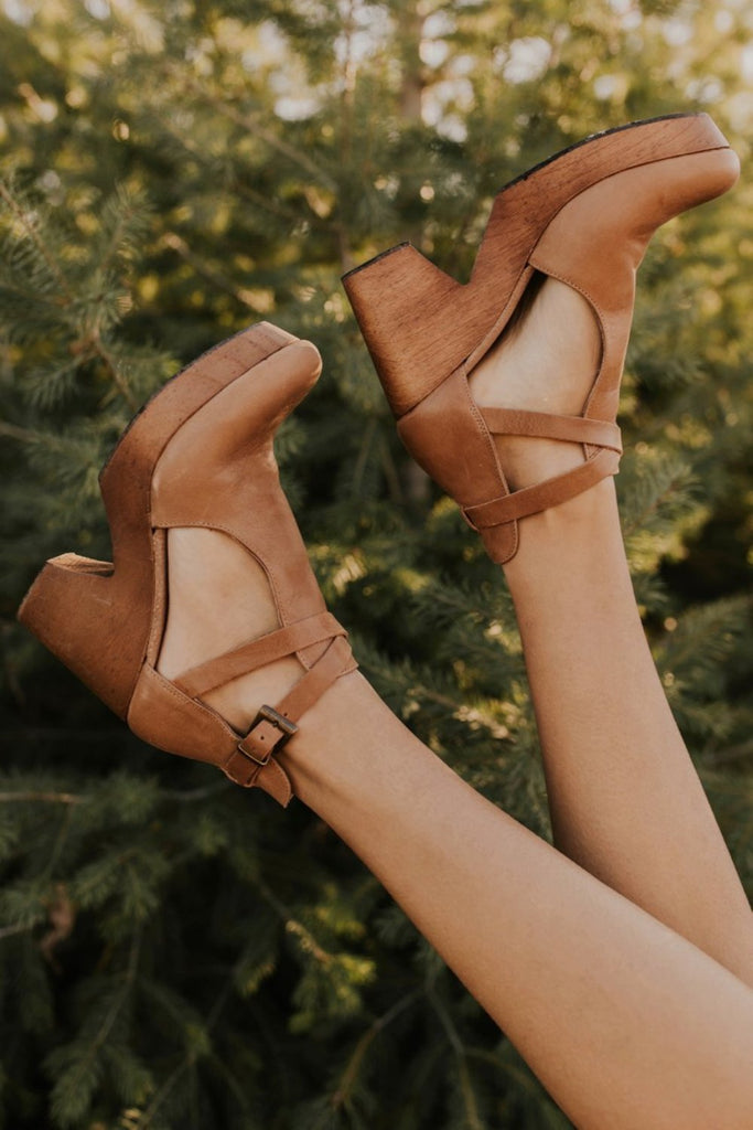 Fall Clog Heels For Women | ROOLEE