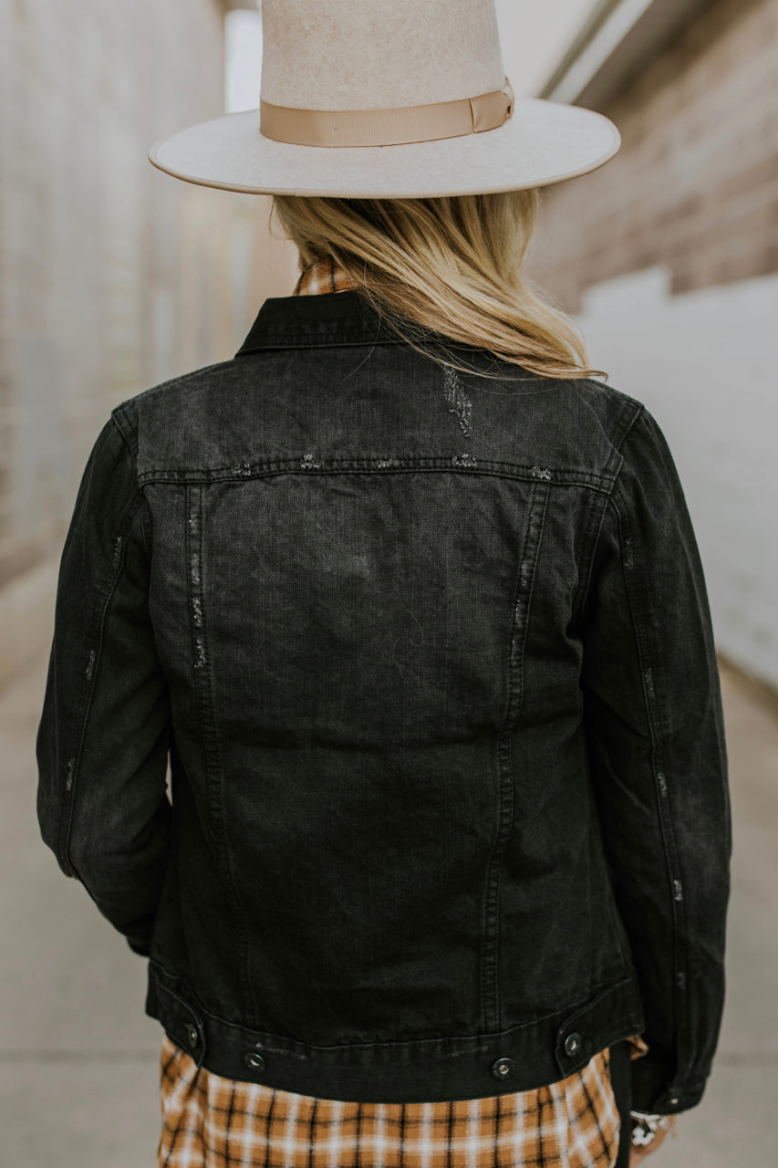 Timber Denim Jacket