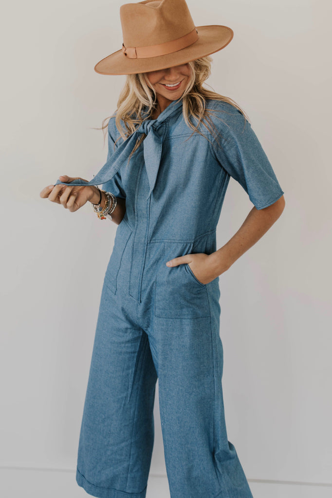 Spring Jumpsuit Outfits | ROOLEE