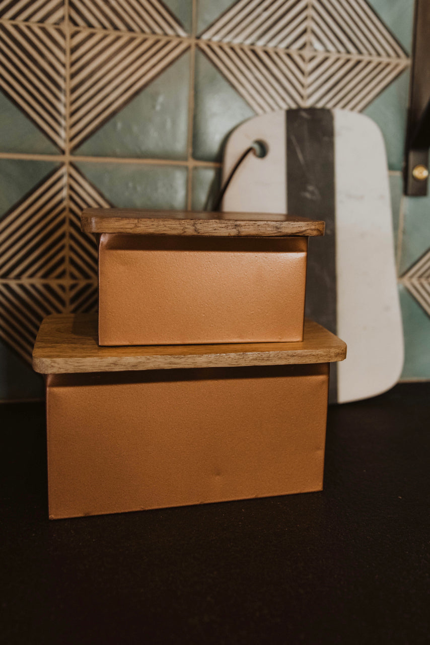 Copper Boxes | ROOLEE