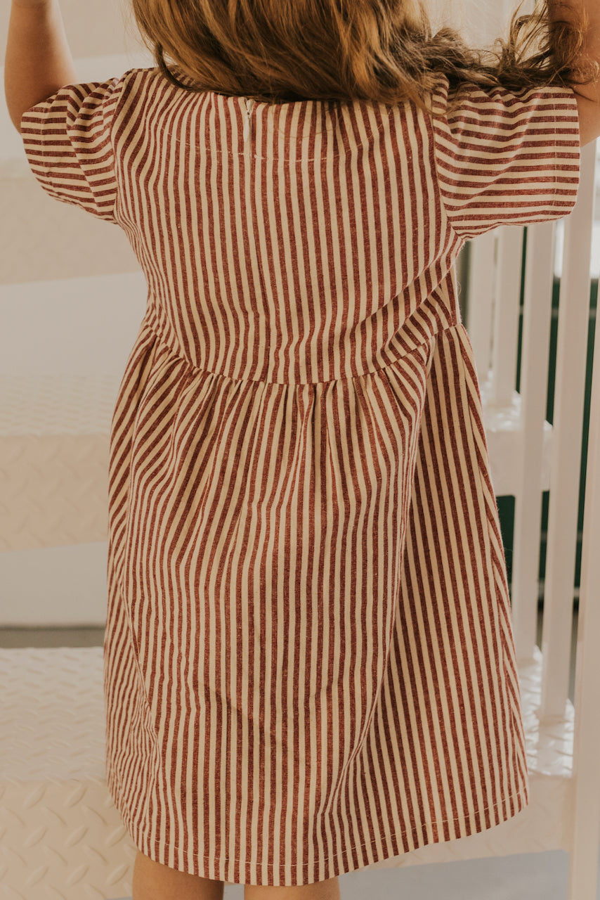Mini Hollis Pocket Dress
