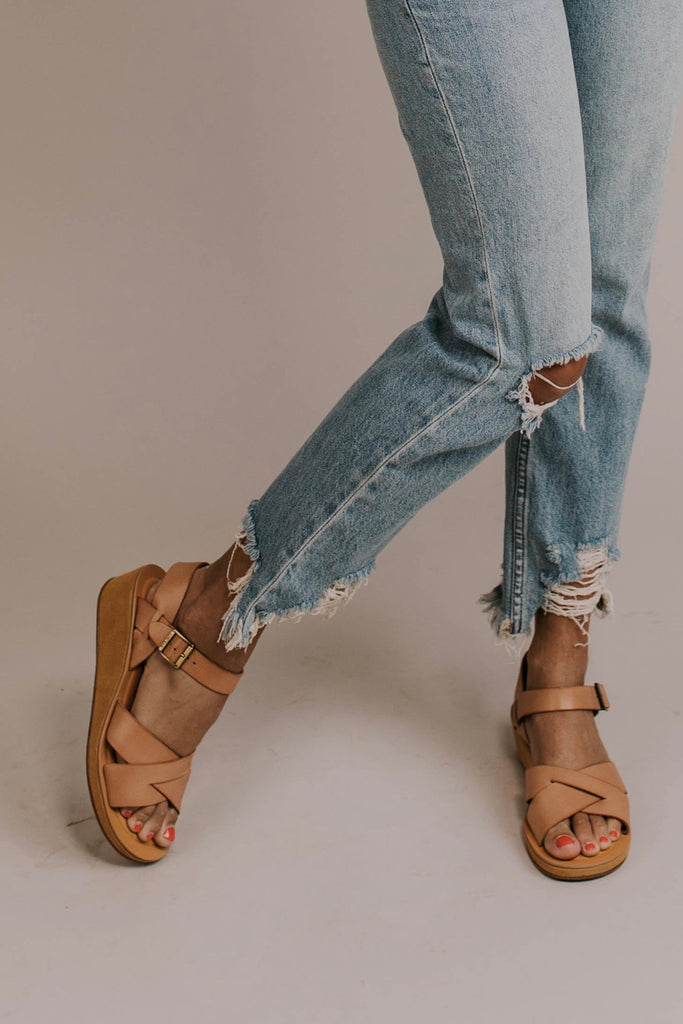 Wedge Sandals for Spring | ROOLEE