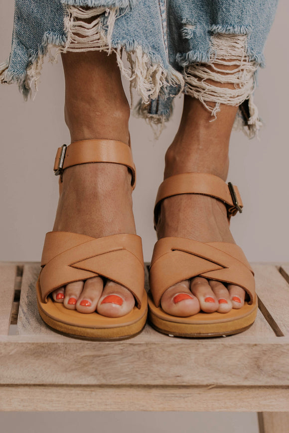 Strappy Spring Sandals | ROOLEE