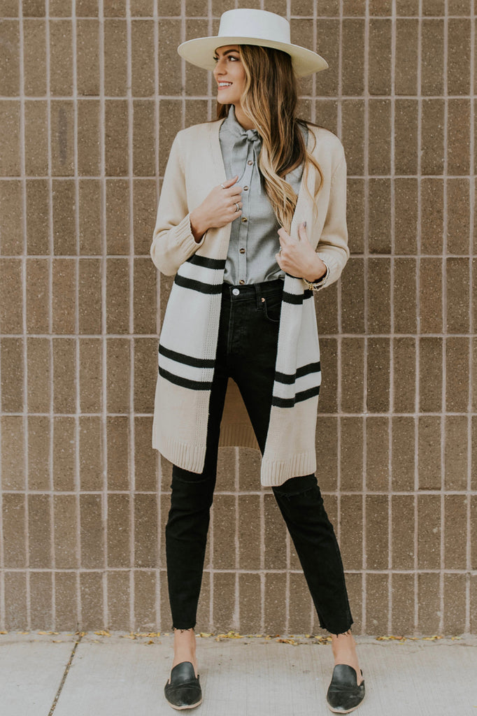 The Perfect Cardigan for Fall | ROOLEE
