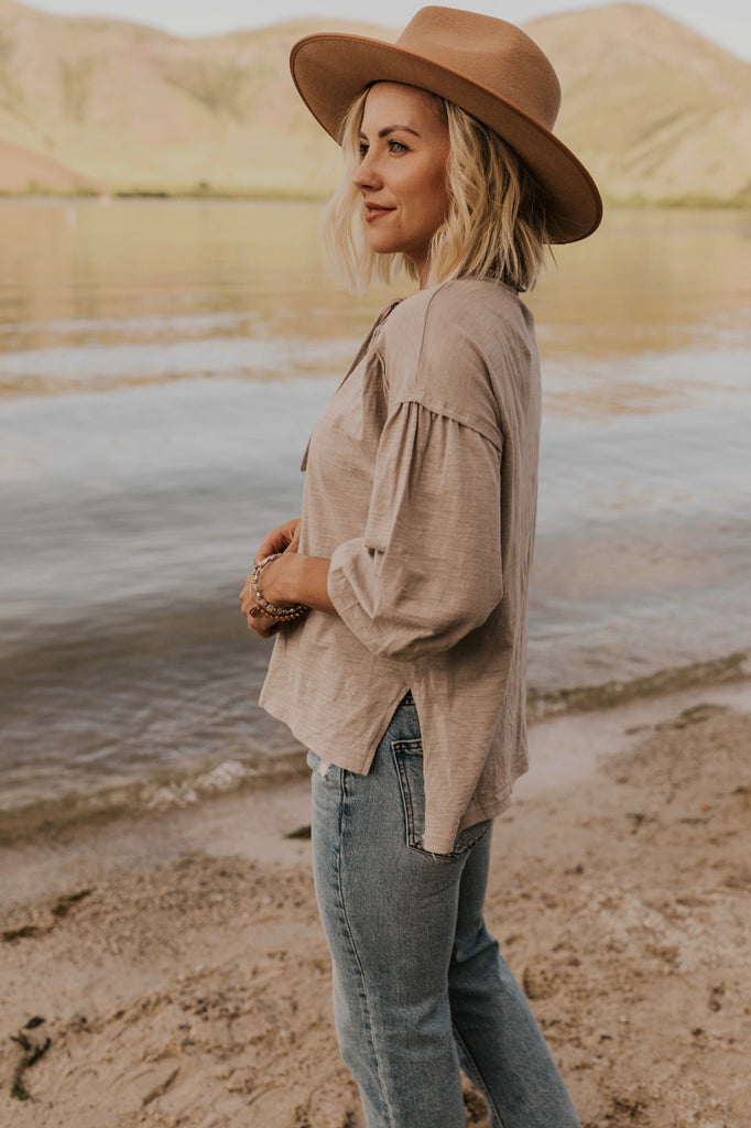 Women's Modest Blouse | ROOLEE
