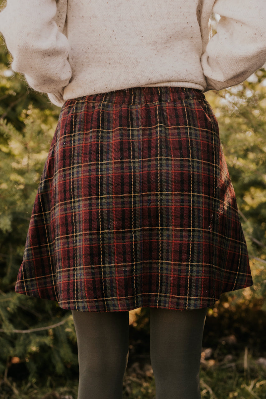 Skirts with Pockets for Christmas | ROOLEE