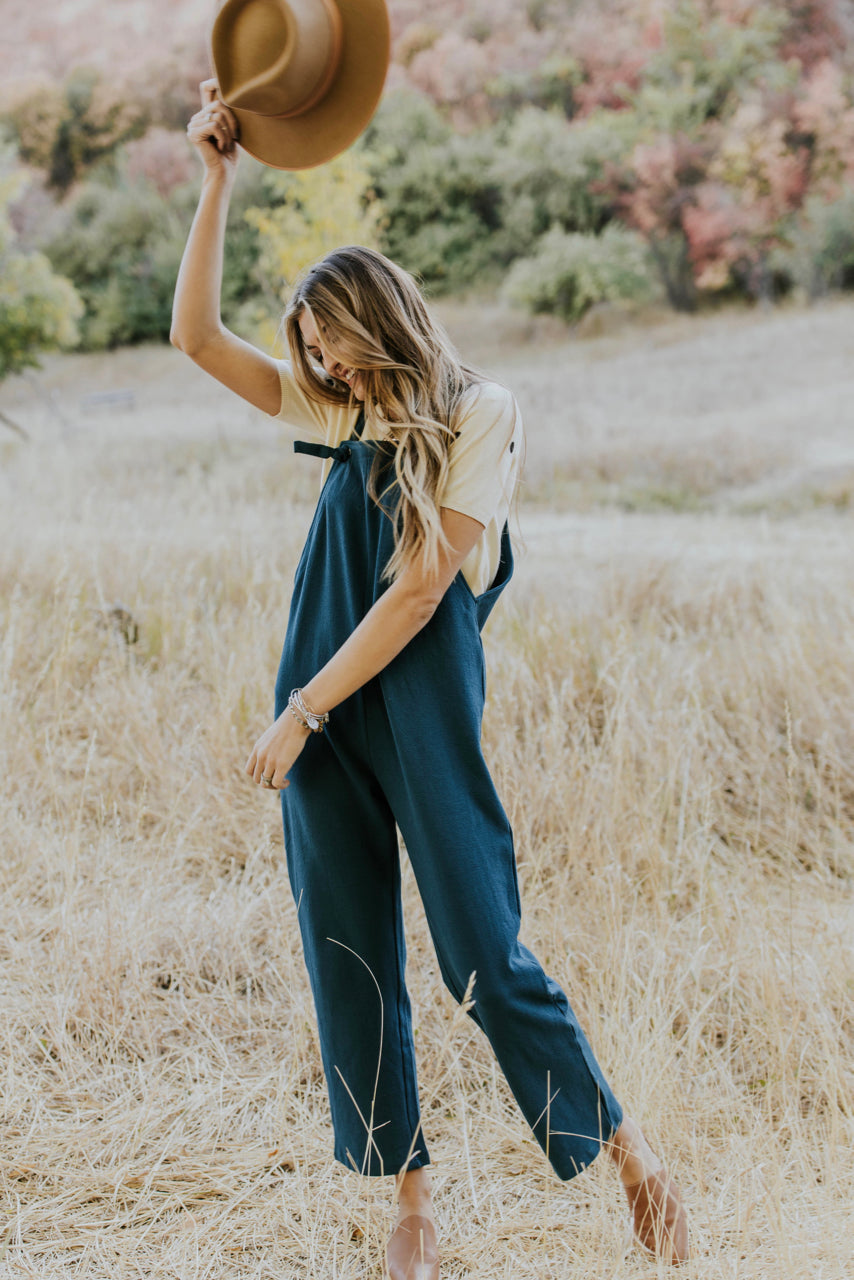 Overall Jumpsuit Outfit | ROOLEE