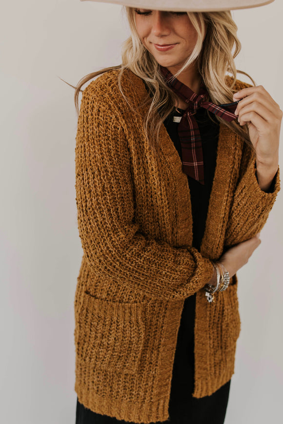McGee Knit Cardigan | ROOLEE Cardigans