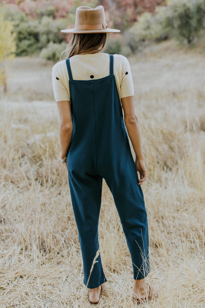 Dennison Overall Jumpsuit | ROOLEE