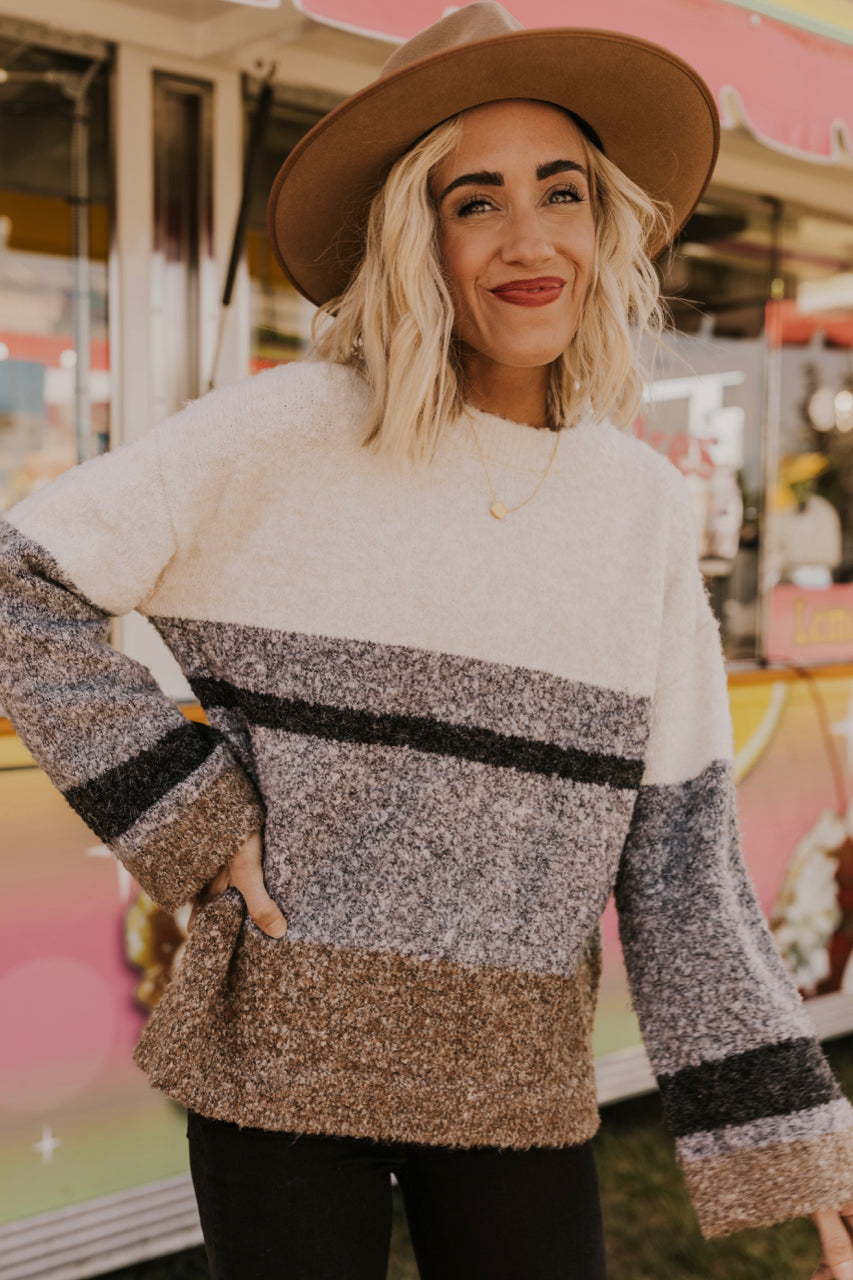 Cozy Fall Sweater | ROOLEE