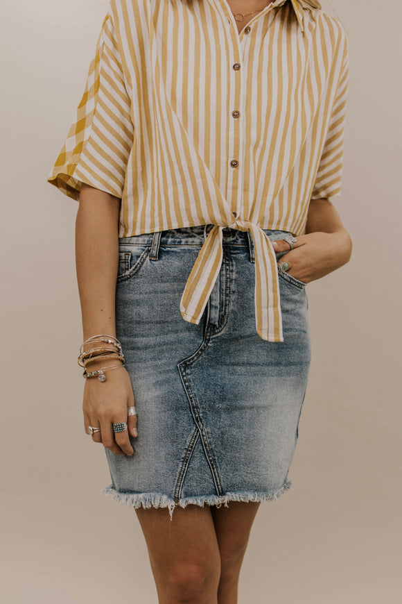 The Morrissey Mini Skirt | ROOLEE