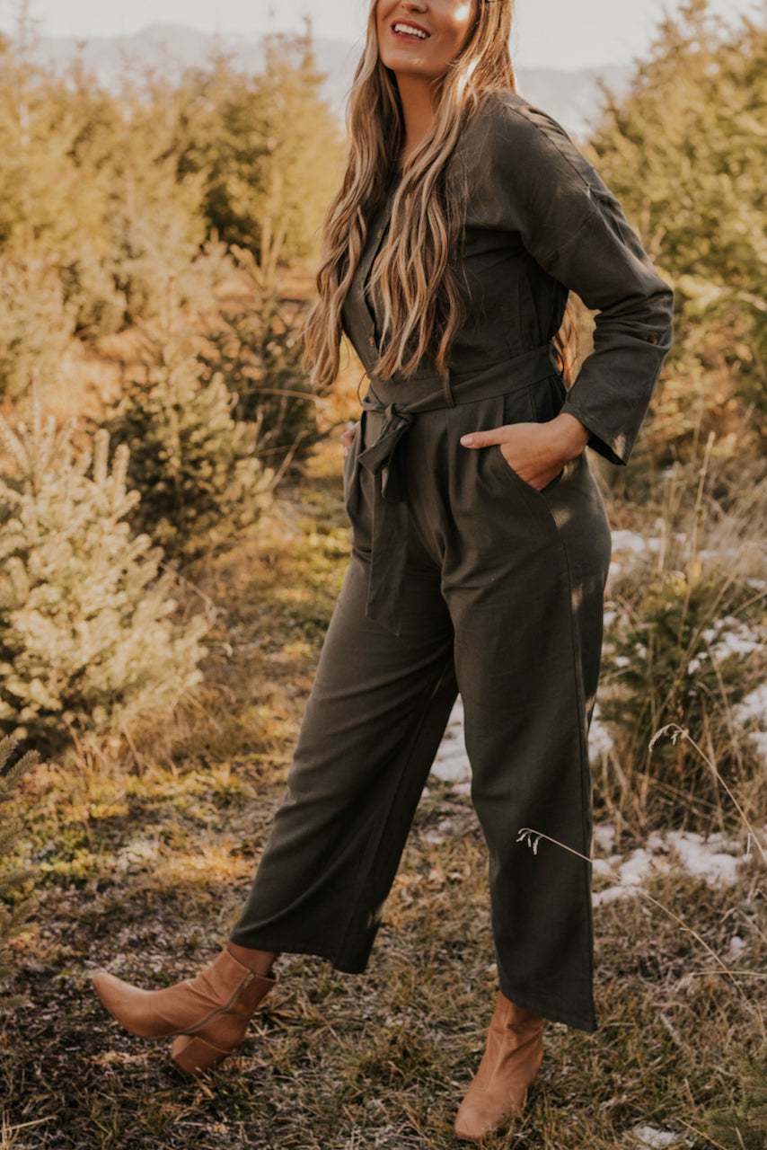 Jumpsuits for Every Season | ROOLEE