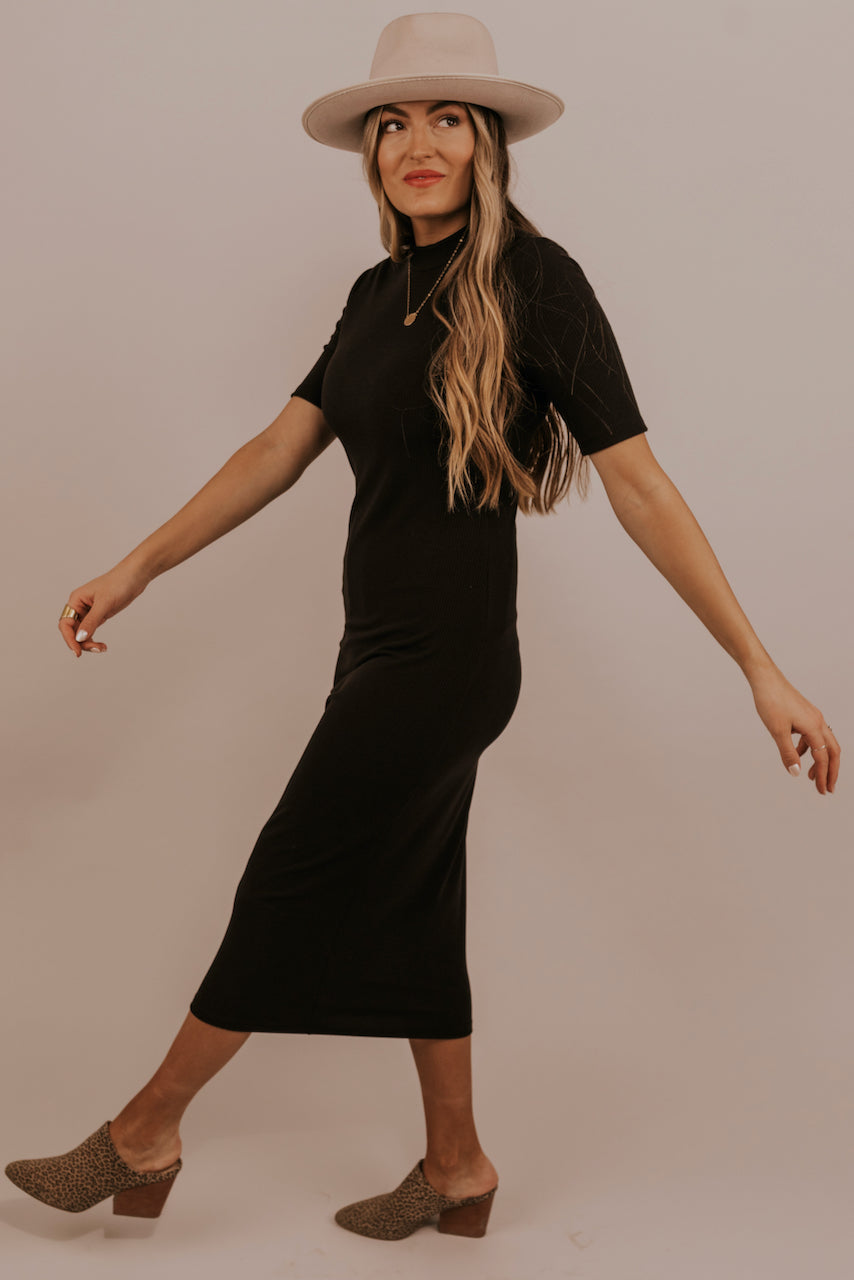 Modest Body Con Dresses | ROOLEE