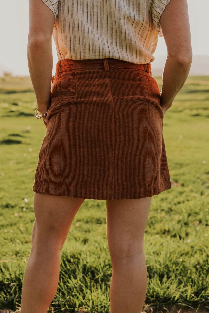 Trendy Skirts for Women | ROOLEE