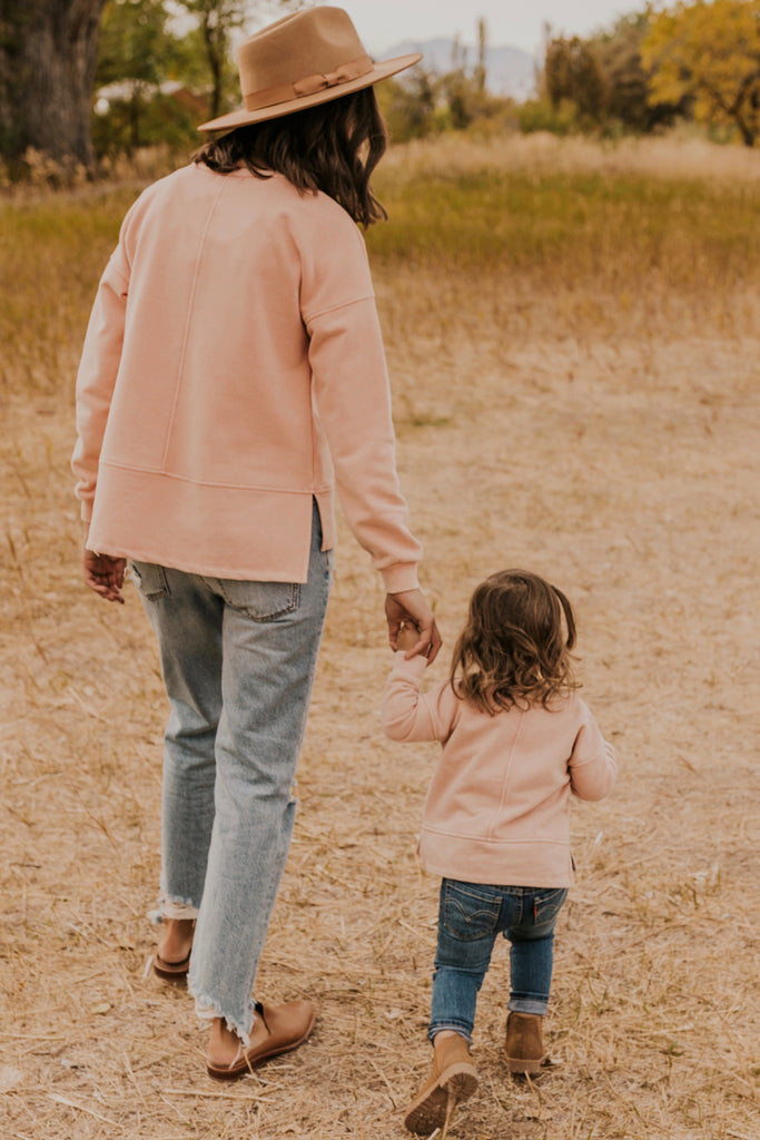 Matching Mommy and Me Sweaters | ROOLEE
