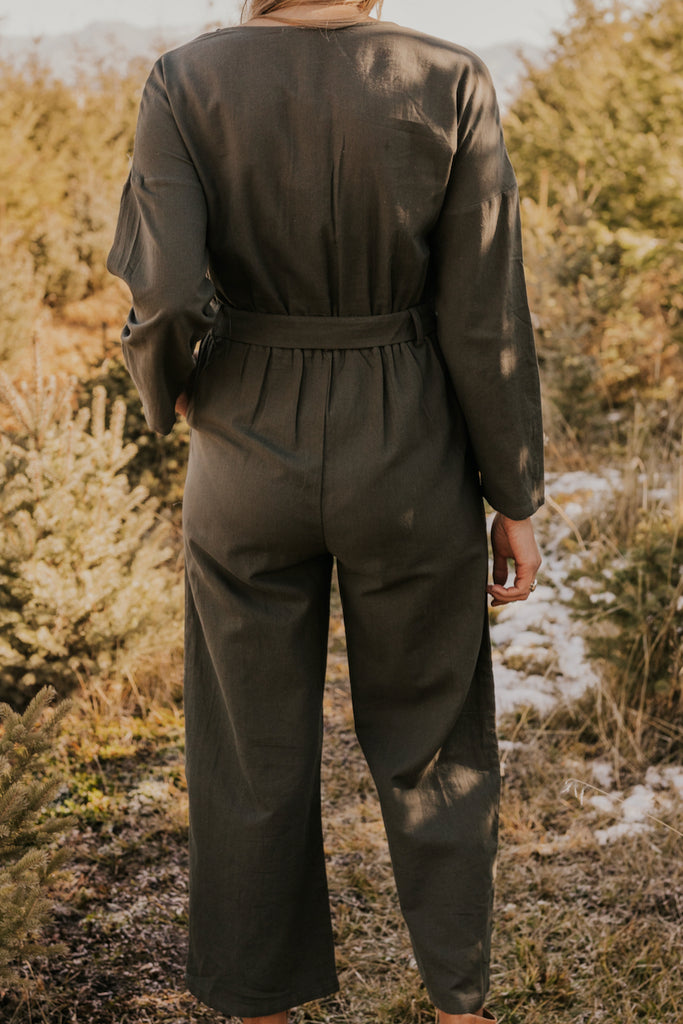 Coverall Jumpsuit | ROOLEE