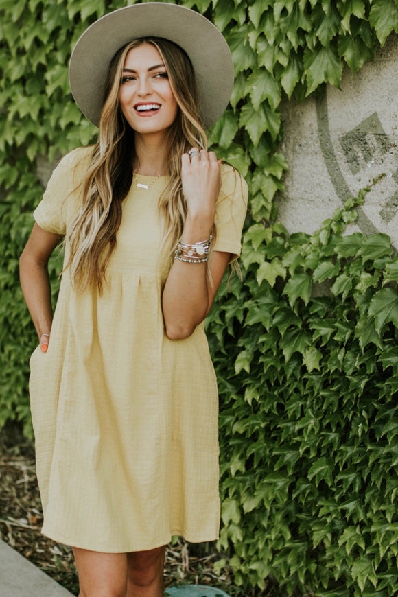 Tucson Woven Dress | ROOLEE