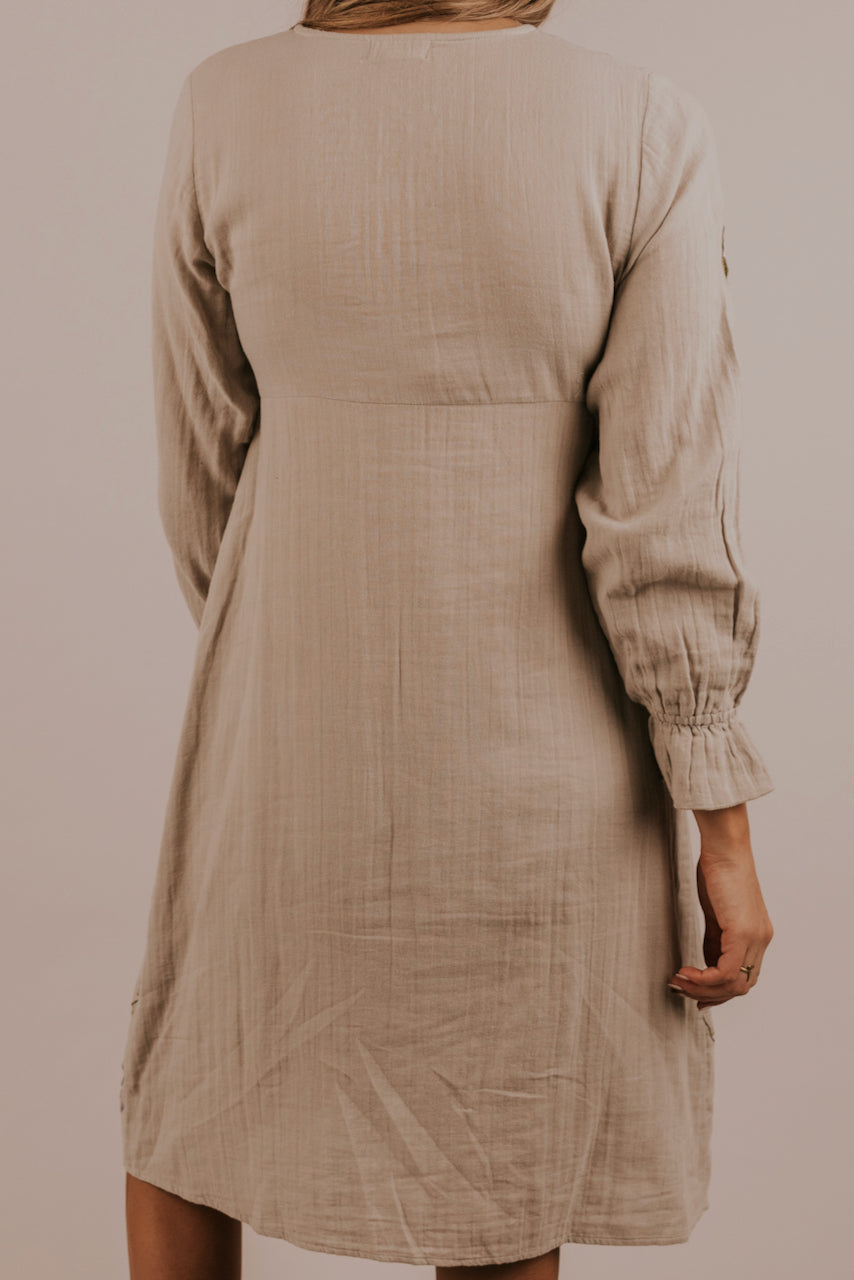 Long Sleeve Dress | ROOLEE