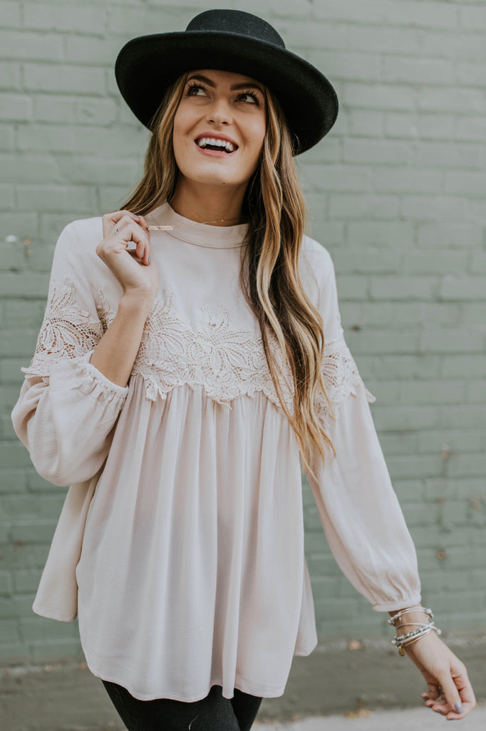 The Cadence Blouse | ROOLEE